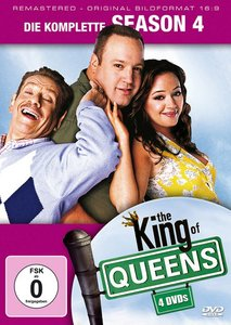 The King of Queens - Staffel 4 (16:9)