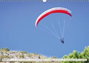Edition Funsport: Paragliding ? Durch die Luft schweben
