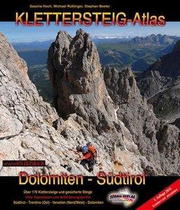 Klettersteig-Atlas Dolomiten & Südtirol