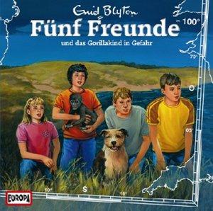 Fünf Freunde 100 und das Gorillakind in Gefahr