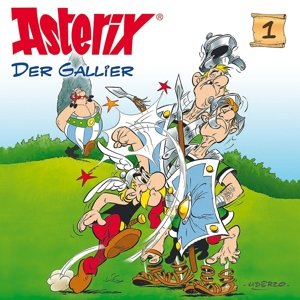 Asterix 01. Der Gallier. CD