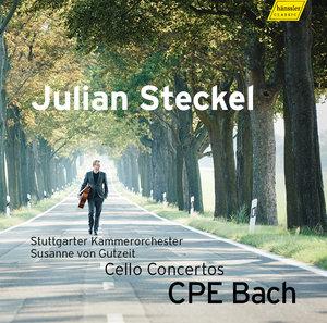 Cellokonzerte Wq 170-172