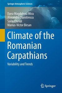 Climate of the Romanian Carpathians