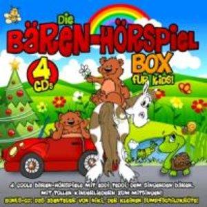 Die Bären-Hörspiel-Box Für Kids