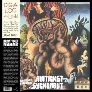 Psychonaut (LP+CD)