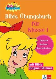 Bibis Übungsbuch für Klasse 1