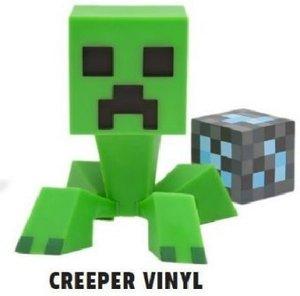 Minecraft - Vinyl Creeper Figur - ca. 15 cm