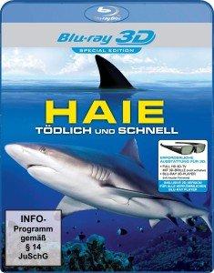 Haie - Tödlich und schnell 3D Shutter