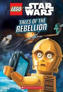 Lego Star Wars: Chapter Book 03