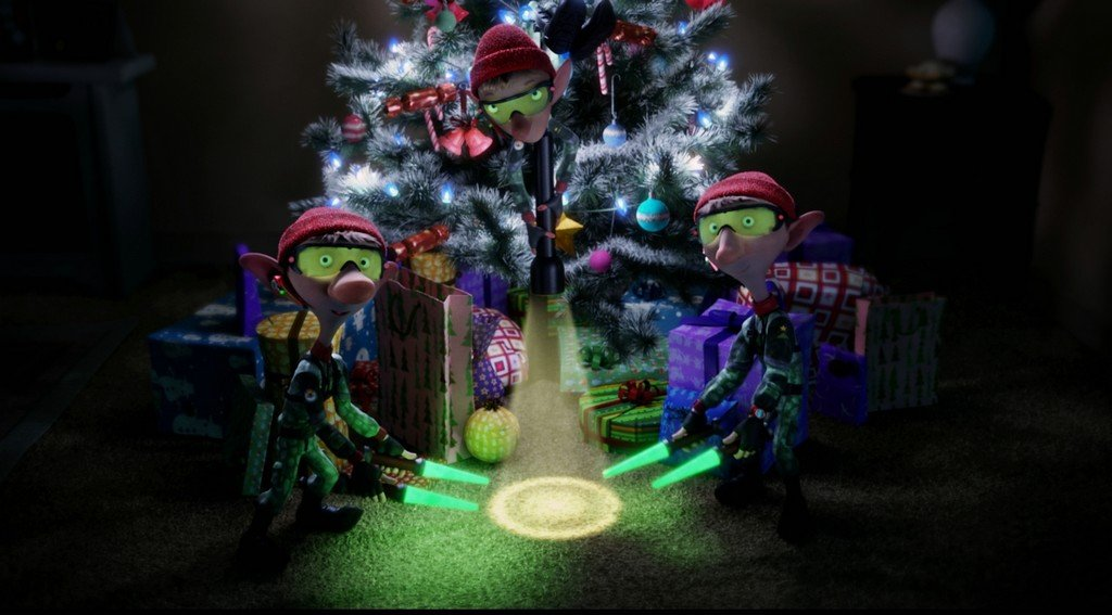 Arthur Weihnachtsmann - zum Schließen ins Bild klicken