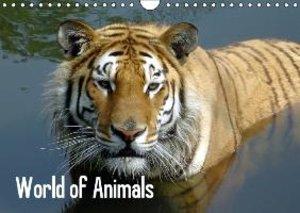 Riedel, T: World of Animals UK