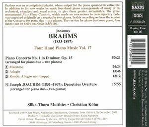 Vierhändige Klaviermusik Vol.17