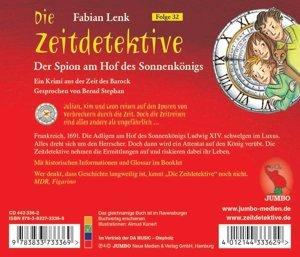 Die Zeitdetektive 32.Der Spion Am Hof Des Sonnenkö