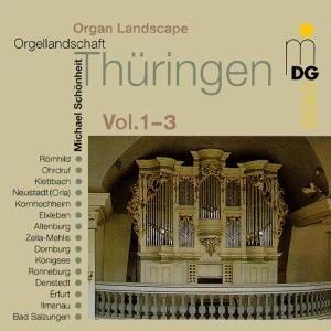 Orgellandschaft Thüringen