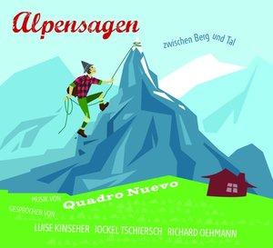 Alpensagen-Zwischen Berg Und Tal