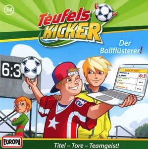 Teufelskicker 54. Der Ballflüsterer!