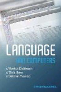 Language and Computers