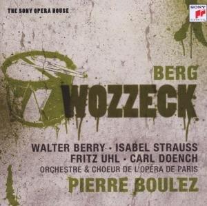 Wozzeck-Sony Opera House