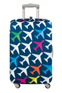 LOQI Luggage Cover AIRPORTAirplane