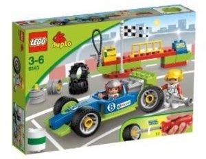 LEGO® Duplo 6143 - Rennfahrzeug