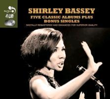 Bassey, S: 5 Classic Albums Plus - zum Schließen ins Bild klicken