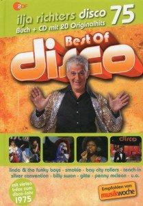 disco 75-disco mit Ilja Richter-Buch+CD