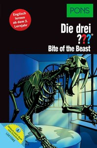 PONS Die drei ??? - Bite of the Beast