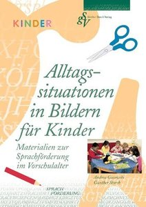 Alltagssituationen in Bildern für Kinder