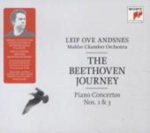 Klavierkonzerte 1 & 3/The Beethoven Journey