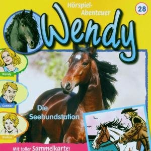 Wendy 28. Die Seehundstation. CD
