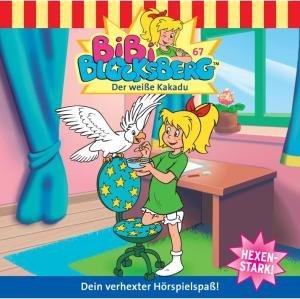 Bibi Blocksberg 67. Der weiße Kakadu. CD