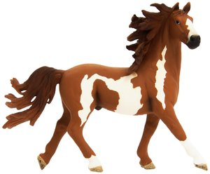 Schleich 13794 - Pinto Hengst, Tier Spielfigur