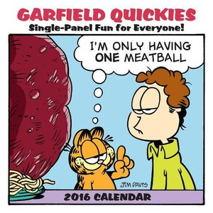 Garfield Mini Wall Calendar
