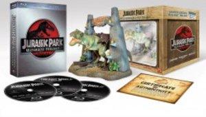 Jurassic Park Trilogy+Dino