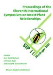 Proceedings of the 11th International Symposium on Insect-Plant