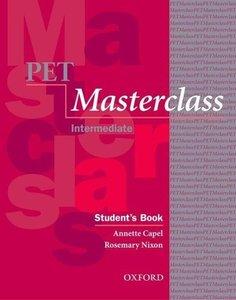 PET - Preliminary English Test. Intermediate. Masterclass. Stude