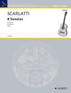 8 Sonatas