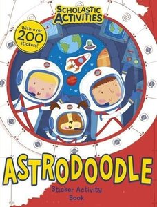 Astrodoodle Sticker Activity Book