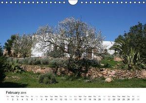 Beautiful Ibiza / UK-Version (Wall Calendar 2015 DIN A4 Landscap