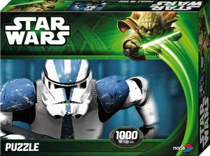 Noris 606031147 - Star Wars Storm Trooper Puzzle Episode 2 und 3