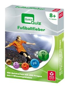 ASS Altenburger - Quick Quiz: Fußballfieber