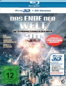 Das Ende der Welt - Die 12 Prophezeiungen der Maya 3D