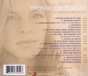 Von Anfang bis jetzt ? The Best Of Yvonne Catterfe