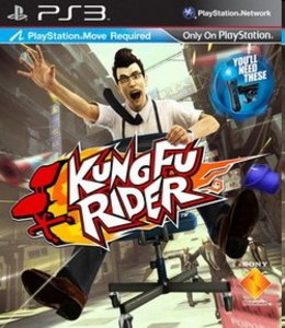 PlayStation Move - KungFu Rider