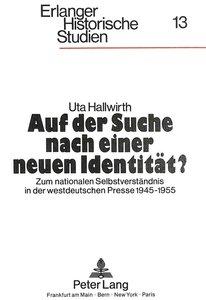 Auf der Suche nach einer neuen Identität?