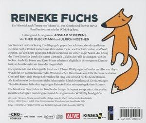 Reineke Fuchs (Johann W.von Goethe)