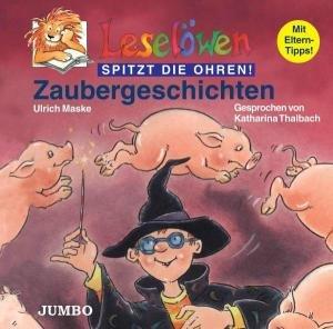 Leselöwen: Zaubergeschichten