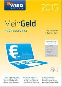 WISO Mein Geld 2015 Professional - Alle Finanzen auf einen Blick