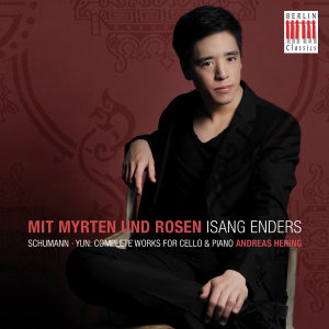 Mit Myrten Und Rosen/Works For Cello & Piano