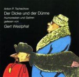 Der Dicke und der Dünne. CD